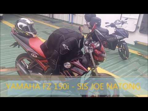 Konvoi Ride Ngayau LABUAN - BRUNEI - SARAWAK - SABAH 2017