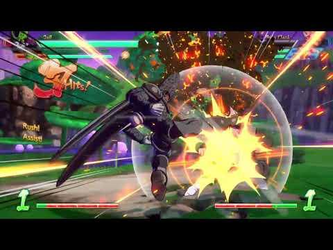 Dragon Ball FighterZ: Energy Field