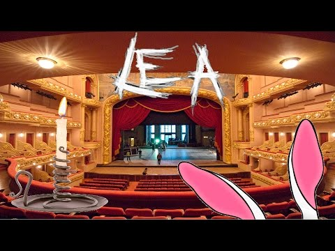 Jacob Plays: Lea | WHAT A LOVELY DAY AT THE THEATRE