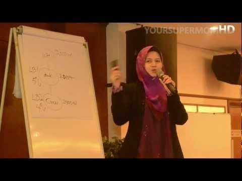 How to be a Shaklee Master Coordinator in 9 Months (Master Hidayatul Farah)