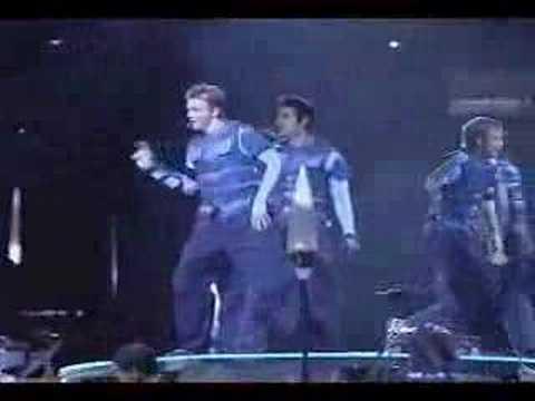 Backstreet Boys  Albany, NY 22000