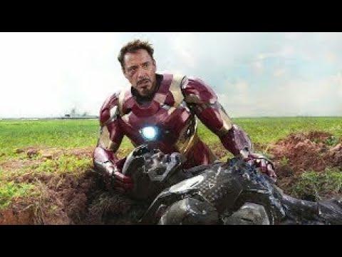 War Machine Falls Scene – Captain America Civil War (2016) IMAX Movie CLIP HD