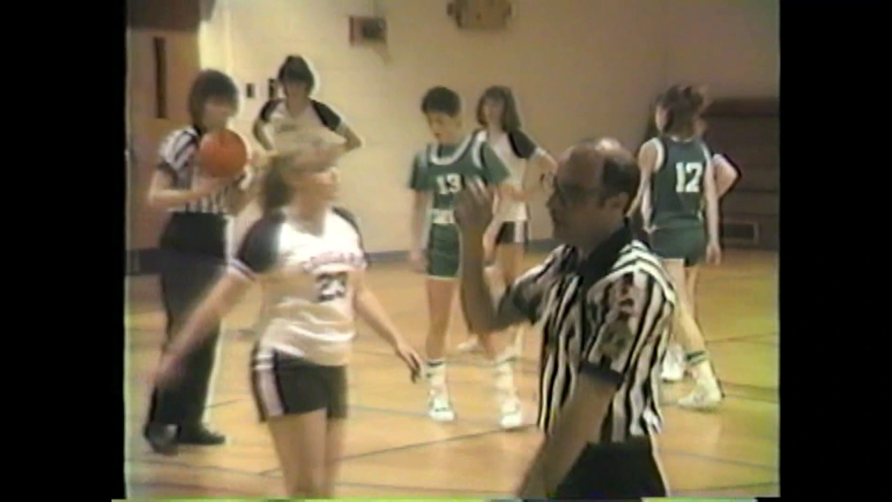 NCCS - St. John's Girls  1-26-87
