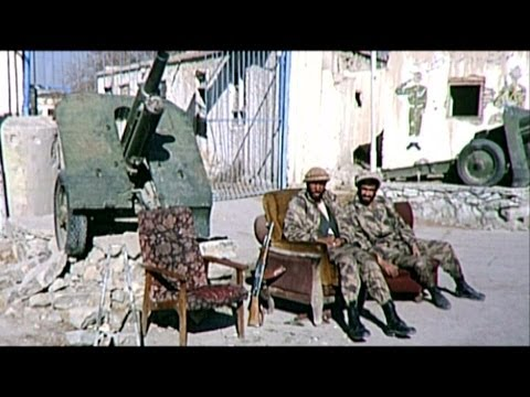 Afghanistan 2001 - Diary from Kabul • Journalists Reporter d