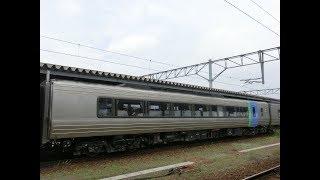 キハ280-2 長万部→洞爺 特急「スーパー北斗5号」 キハ281系 JR北海道 室蘭本線 5D