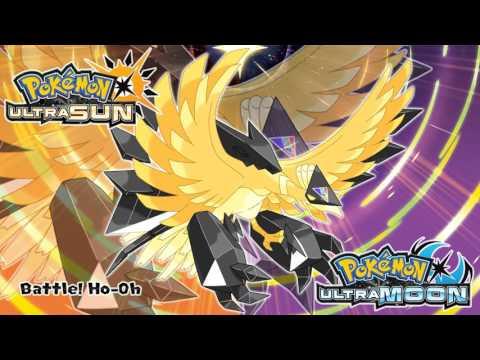 Pokémon Ultra Sun & Ultra Moon - Battle! Ultra Ho-Oh (Unofficial)