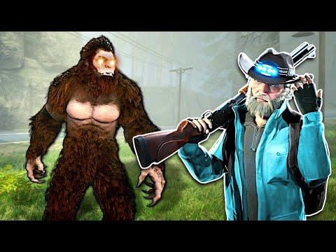 I FOUND THE NEW BIGFOOT! - Bigfoot NEW Update  