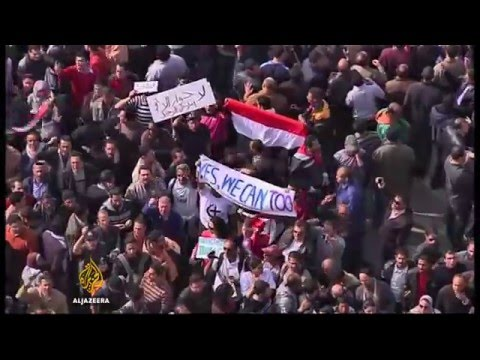 Egypt's revolution: Youth feel betrayed by outcome