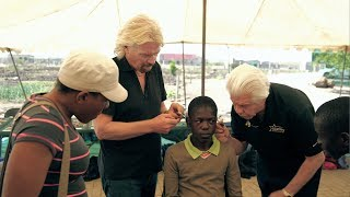 Changing Lives with Sir Richard Branson and Virgin Unite