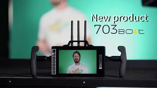 SmallHD X Teradek 703 Bolt Wireless Monitor 簡介短片