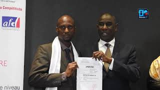 Mamadou Talla  « j'invite aux lauréats à s'inscrire dans une dynamique productive pour renforcer