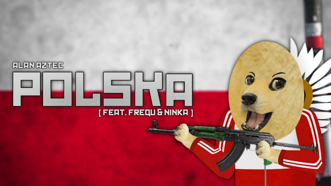 Download Alan Aztec - Polska (feat. Frequ & Ninka)