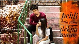 Pehli Dafa Tujhe Dekha Maine | Romantic Love Story | R3AN PRODUCTION