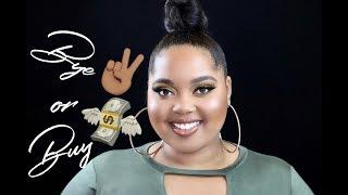 Buy or BYE? My Beauty Wishlist | Early Summer 2018 Edition