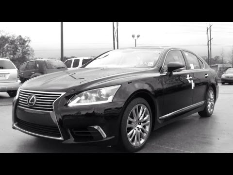2015 lexus ls 460 full review start up exhaust youtube. Black Bedroom Furniture Sets. Home Design Ideas