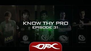 DotA2 - Know Thy Pro - Epi.31