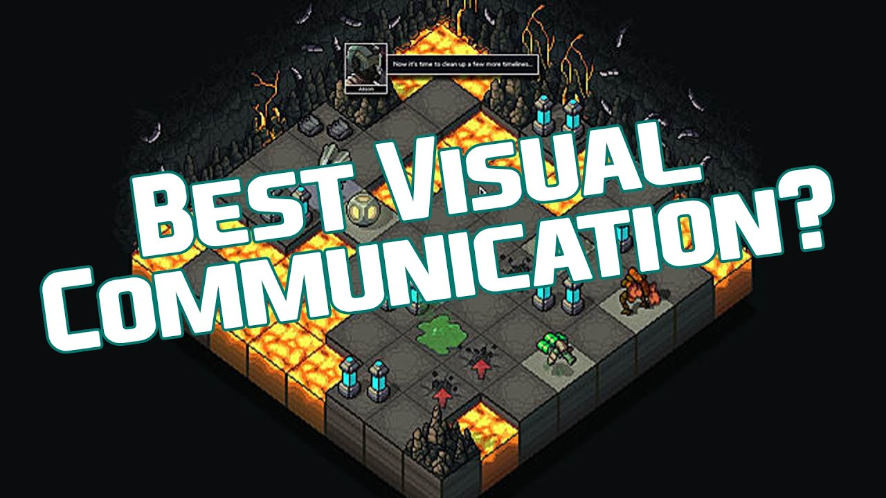 """Does """"Into The Breach"""" Have The Best Visual Player Communication?"""