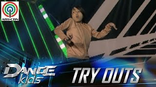 Dance Kids 2015 Try Out Performance: Abdul Dhao Mac