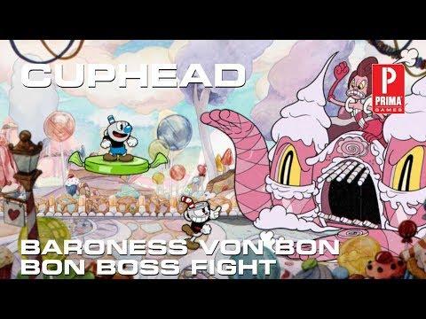 Cuphead - Baroness