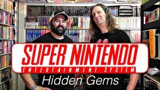 Super Nintendo - Hidden Gems