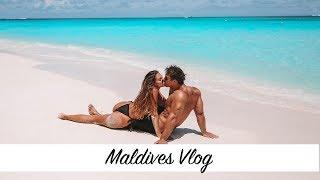 MALDIVES VLOG | Kayne & Jamie