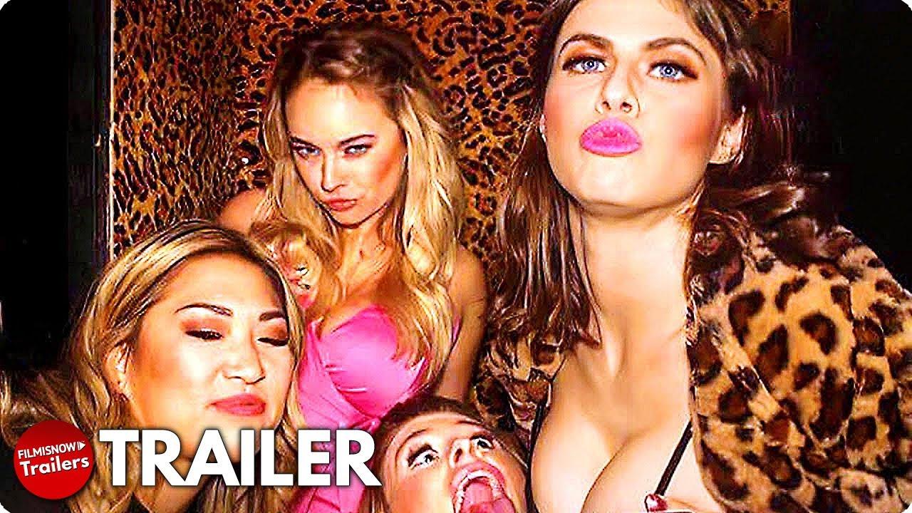 Download 1 NIGHT IN SAN DIEGO Trailer (2020) Alexandra Daddario Raunchy Comedy Movie
