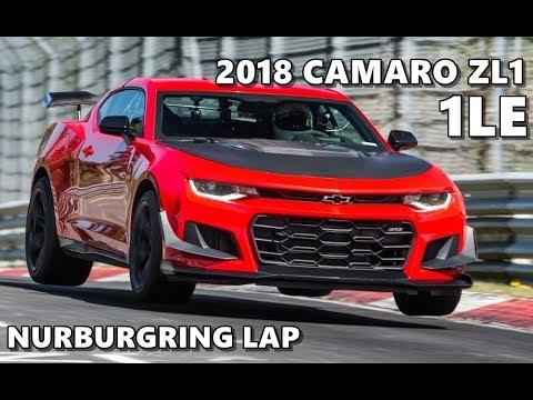 2018 Camaro ZL1 1LE Nurburgring Lap