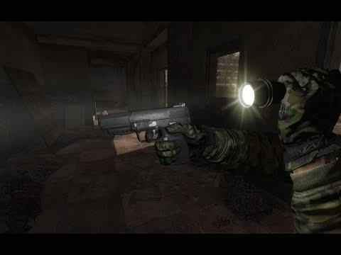 S.T.A.L.K.E.R.: GUNSLINGER MOD - Начало игры (2020)
