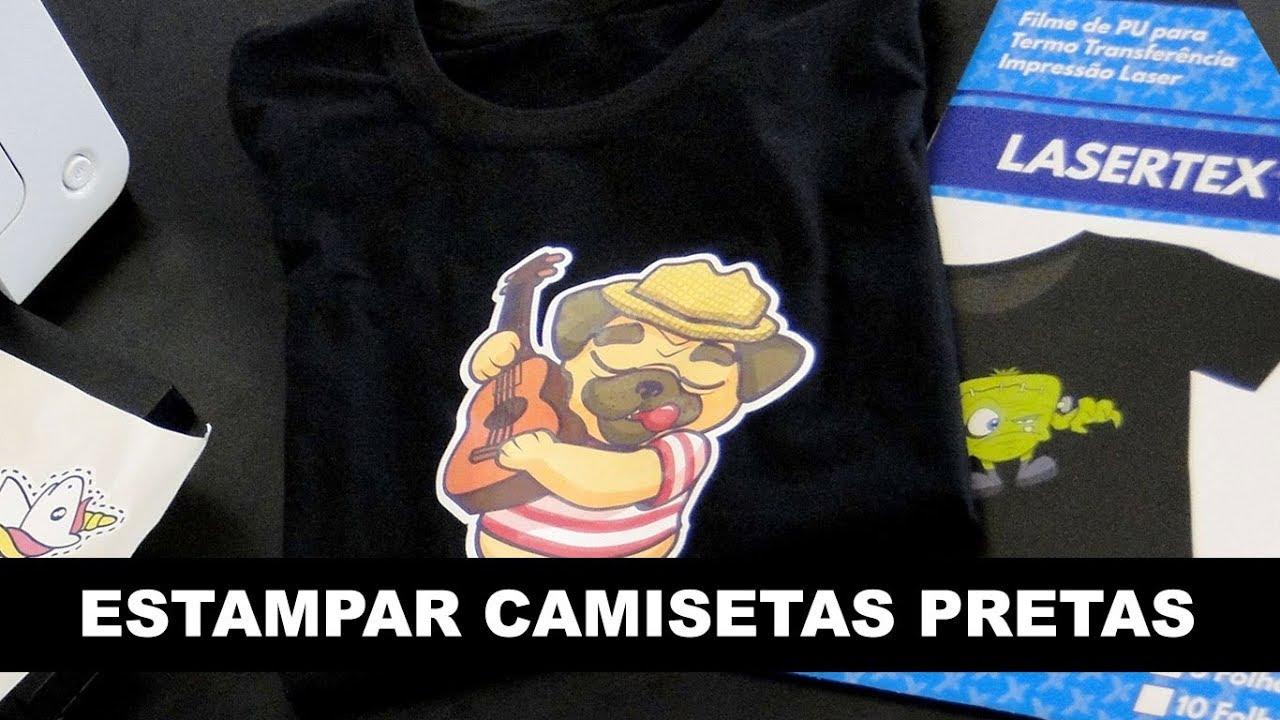 Lasertex - Solução para Personalizar Camisetas de Algodão. Portal  Sublimático 5416019b207ea