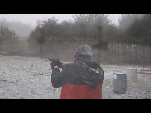 REMINGTON RP9 9MM WITH MIXED AMMO 115 GR TO 147 GR OUTDOOR RANGE