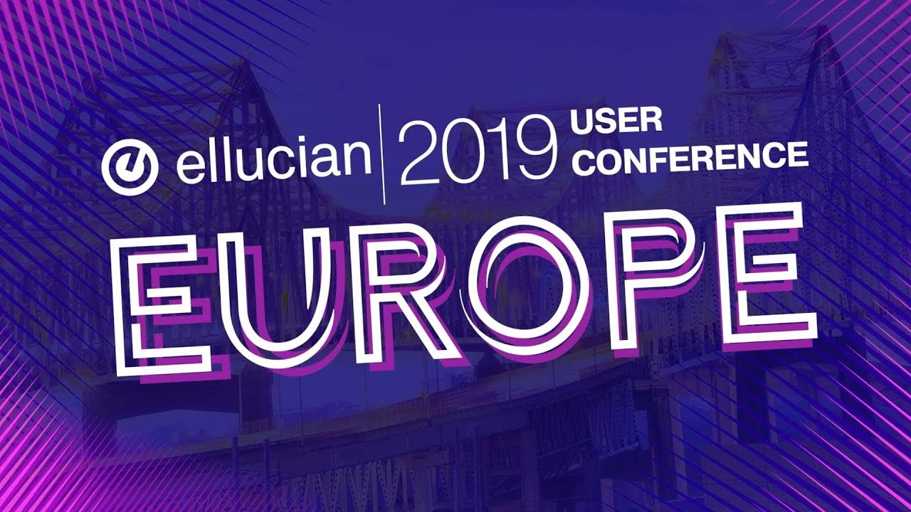 Highlights: Europe User Conference 2019