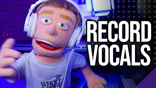 How to Record Vocals (Reid Stefan Tutorial)
