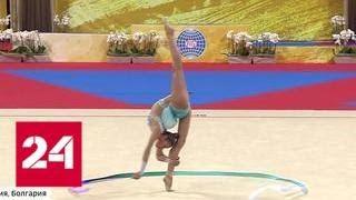 Триумф художниц: в Софии три россиянки взяли 10 медалей - Россия 24