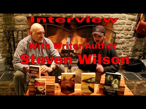 Interview with Author/Writer/Historian Steven Wilson