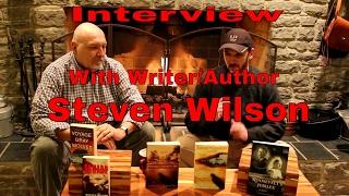 Interview with Author/Writer/Historian Steven Wilson