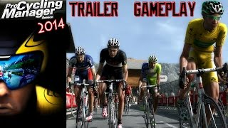 Pro Cycling Manager 2014 Trailer & Gameplay PC HD