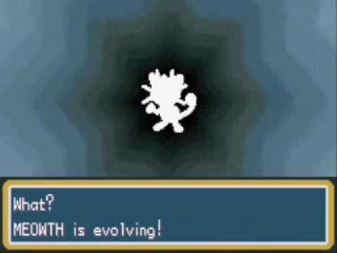 What level does Meowth evolve - answers.com
