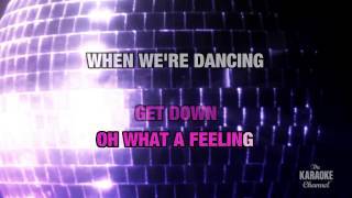 """Dancing On The Ceiling in the Style of """"Lionel Richie"""" with lyrics (no lead vocal)"""