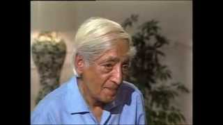 J. Krishnamurti - Ojai 1982 - Discussion with Scientists 3 - The need for security