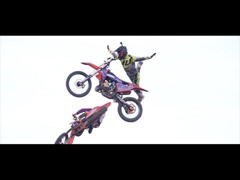 EICMA 2017 MotoLive Freestyle Motocross
