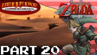 The Legend of Zelda: Twilight Princess playthrough [Part 20: Viva La Resistance!]