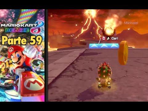 Save ¡TODOS TIENEN BILL BALAS! - Parte 59 Mario Kart 8 Deluxe - Español Screenshots
