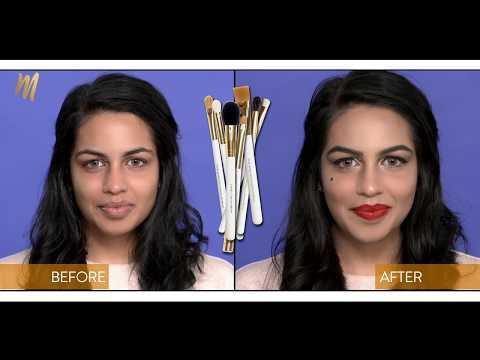 Makeover Makeup l Retro Glamm