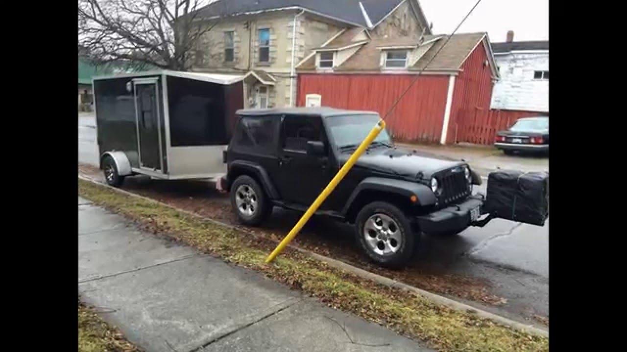 jeep buddy camper trailer slide show ii youtube. Black Bedroom Furniture Sets. Home Design Ideas