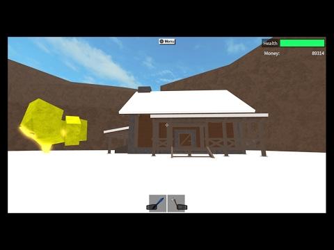 Lumber Tycoon 2: ROBLOX  WINTER GAMES 2017!