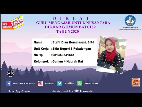 VIDEO CONFERENCE MEDIA SAC PAKAIAN ADAT JAWA TENGAH