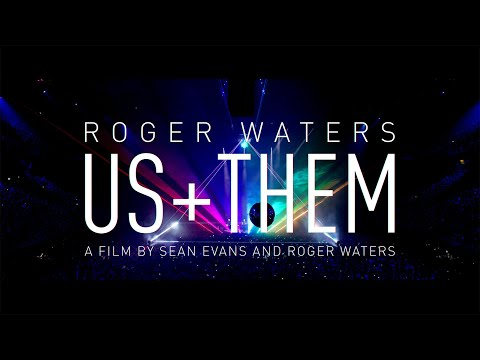 Martha Quinn - Roger Waters Teases Us + Them Concert Film