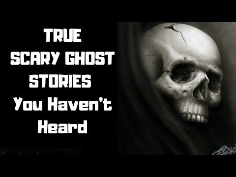 5 True Scary Ghost Stories (Cemeteries, Demonic Voices, Indian Ghost)