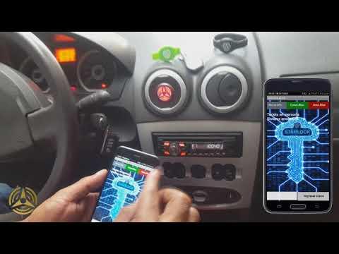 Alarma Para Automovil - Dispositivo De Seguridad