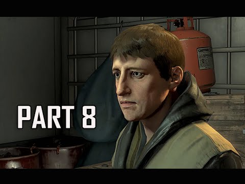 Deus Ex Mankind Divided Walkthrough Part 8 - Tibor (PC Ultra Let's Play)